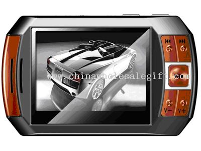 2.4 high resolution screen MP4 Player