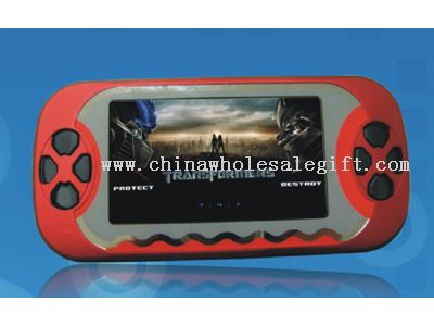 3.0 inch(16:9)  TFT display MP4 Player