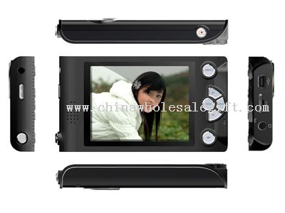 full color and high speed TFT MP4 Player