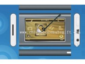 3.0inch with touch /touch pen MP4 Player images