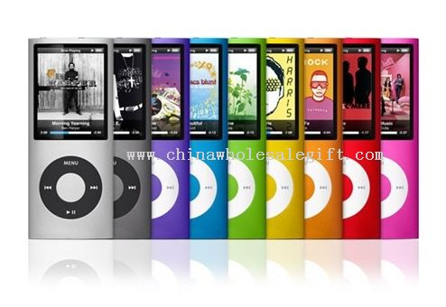 The 4th Generation ipod nano MP4 Player