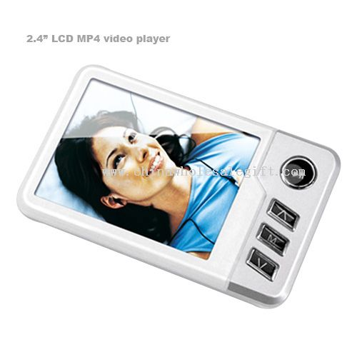 """2.4"""" LCD MP4 video player"""