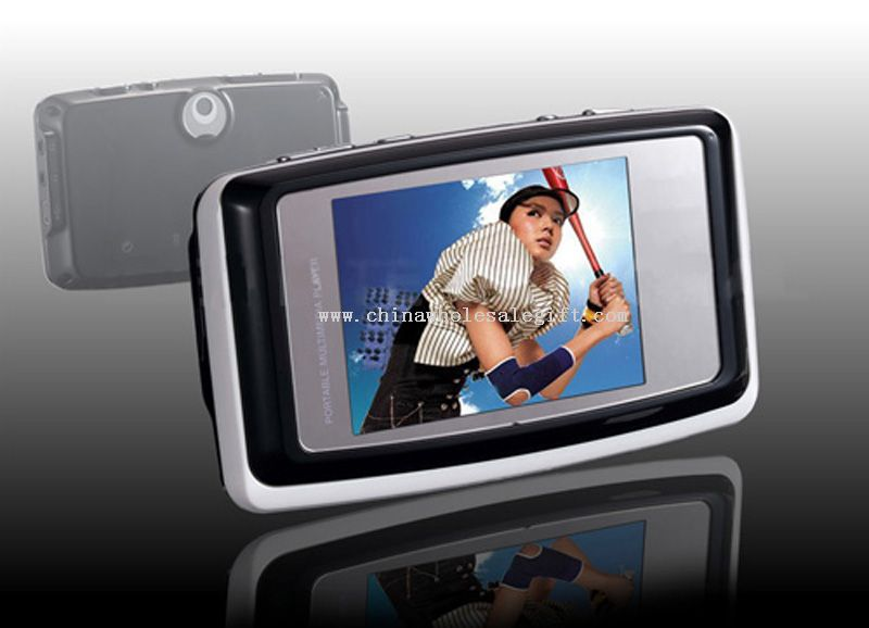 Game/Wide screen MP4 Player