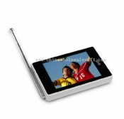 "2.8"" LCD MP4 digital video player with Analog TV function images"