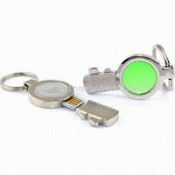 Car Key Design USB Flash Drives Available in Custom Logos Imprinting or Engraving images