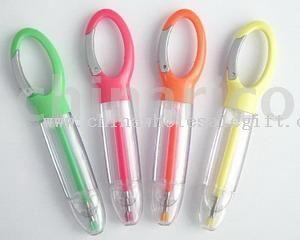 Mini Carabiner pen