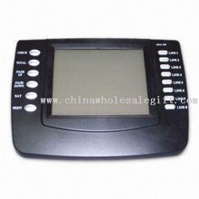 8-line Phone Calculator with Large LCD Screen Status of 8 Phone Charges and Built-in Modem images