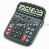 12-digit Calculator with Auto Power Off images