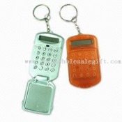 8-digit Calculators with Keychain images