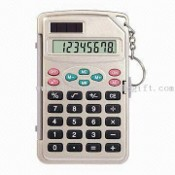 Eight Digits Handheld Calculator images