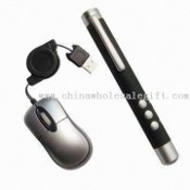 RC Laser Pointer with Middle Button Conventional and 15m Operating Distance images