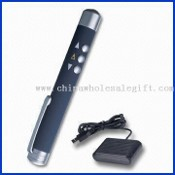 Wireless PC Laser Pen with Remote Control for Presentation images