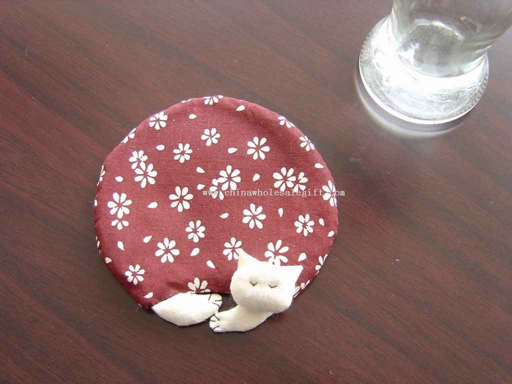 Cup pad
