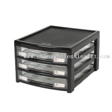 3-Layers Multi-Functional Luxurious File Case