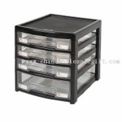 4-Layers Multi-Functional Luxurious File Cabinet images