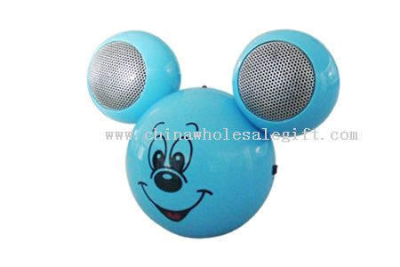 Mp3/MP4 Speaker