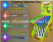 Flash Knock Hammer Ball Pen images