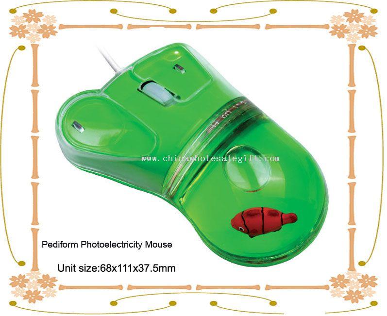 Foot Liquid Optical Mouse