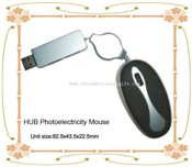 HUB Optical Mouse images