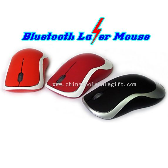 Bluetooth Laser Mouse