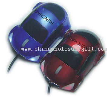 Car Shape 3D Optical Mouse