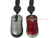 Portable Mouse with retractable cable images