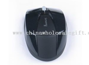 Newest style 3 buttons Laser mouse with popular appearance