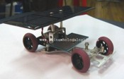 solar energy racing car images