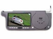 Auto Sunvisor DVD Player images