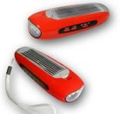 Solar Flashlight Radio images