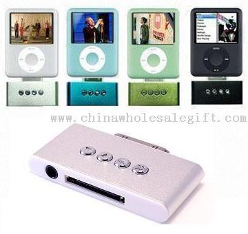 FM Transmitter for iPod & Nano G3 & Classic