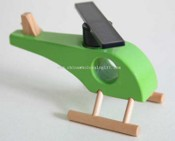Solar Wooden Helicopter images
