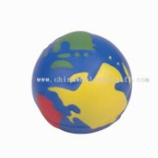 World Globe Shape Stress Ball images