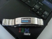 Bluetooth Vibrating Bracelet With Caller ID images