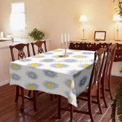 PVC/PE Table Cloth images