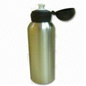 Single-Walled Stainless Steel Water Bottle images