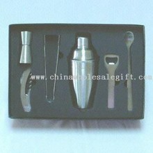 Stainless Steel Bar Accessory Set images