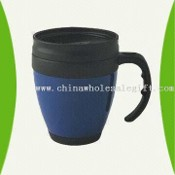 16-Ounce Plastic Mug Available in Different Colors images