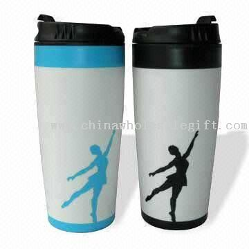 Plastic Mugs with Capacity of 16oz