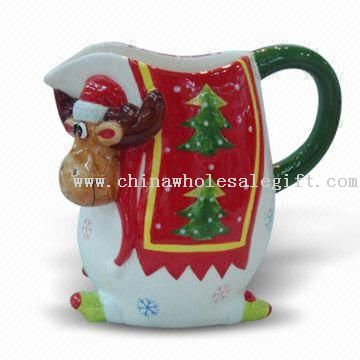 Cow Shaped Ceramic Mug