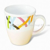 12oz Mug with Bake Printing Logo images