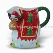 Cow Shaped Ceramic Mug images