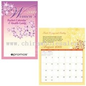 Womens Pocket Calendar & Health Guide images