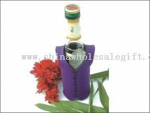 Kongfu suit bottle cooler