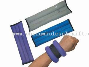 Wrist weight neoprene wrist and ankle weight