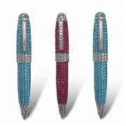 Novelty Crystal Pens