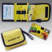Auto accident kit images