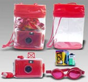 Underwater camera gift set images