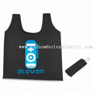 Eco-friendly Foldable Bag with Offset Printing