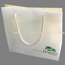 Promotional Gift Bag with PP Cord Handle images